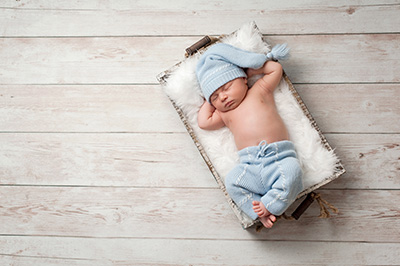 Chiropractic care for newborns at Cornerstone Chiropractic